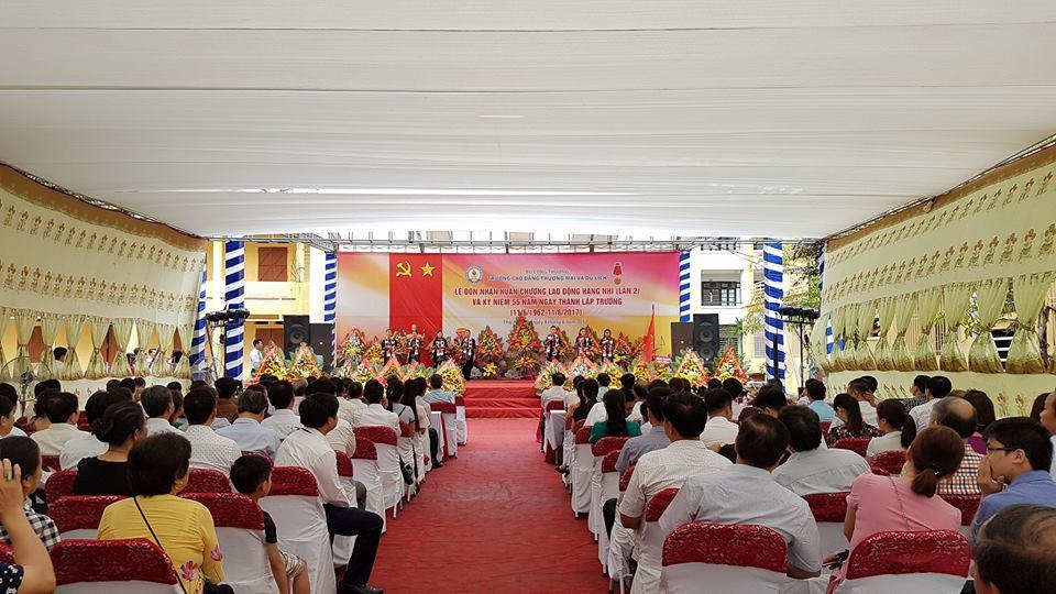 Kỷ Niệm 55 năm thành lập trường CĐ Thương Mại và Du Lịch