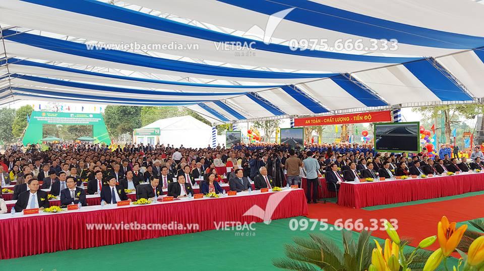 Lễ Công Bố Quy Hoạch Thành Phố Thái Nguyên