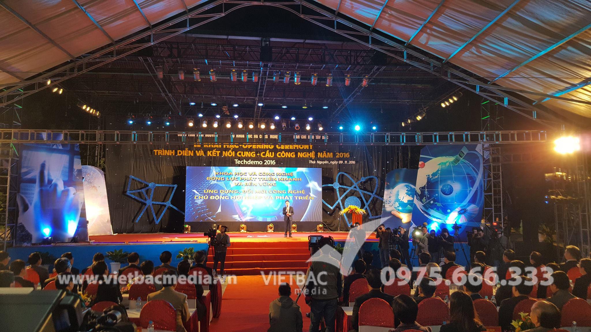 Sự Kiện Về Khoa Học & Công Nghệ Quy mô Quốc Tế do Bộ Khoa Học Công Nghệ tổ chức tại Thái Nguyên
