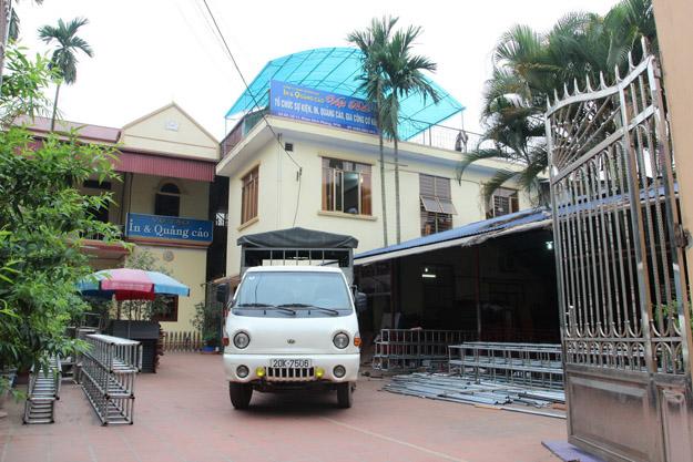 Công ty Tổ chức sự kiện tại Thái Nguyên